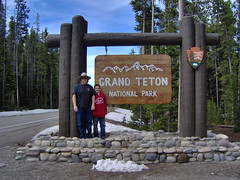 Welcome to Grand Teton