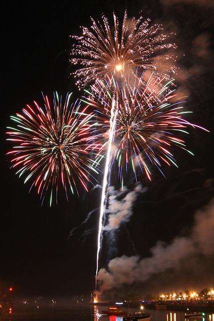 Kenosha Fireworks 2008