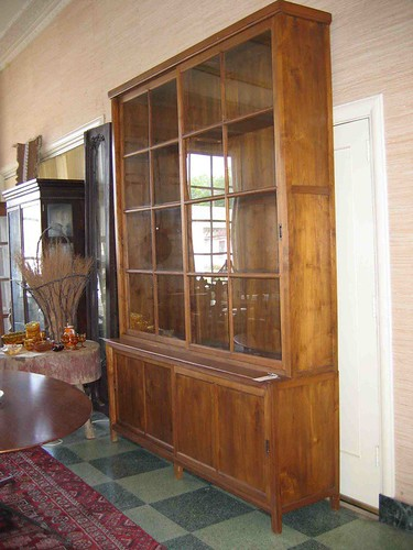 Tall Teak Cabinet  SOLD