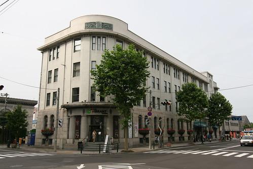 旧北海道拓殖銀行小樽支店 by RafaleM