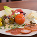 Autumn Brook Gallery: antipasto plate