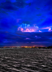 St Aug Sand and Thunderstorm (JamesWatkins) Tags: ocean longexposure art colors writing dark bay landscapes words poetry seascapes florida digitalart creative atlantic writers inlet nightshots lightning oceans photographicart poems storms atlanticocean staugustine poets eastcoast summerstorms nighthawks thunderstorms d300 thunderheads creativewriting stormscape floridalandscapes darkscape sigma1020 thunderandlightning 5photosaday staugustinefl the4elements jameswatkins poetryandpicturesinternational pictureswithpoems platinumphoto artofphotography coastallandscapes wordscount poemsandpictures picturesandpoems goldstaraward bayscapes flickrlovers peachofashot poemswithpictures