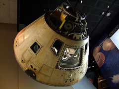 Apollo-Skylab Command Module, National Air and Space Museum (Uncle Buddha) Tags: trip travel vacation usa holiday tourism museum america smithsonian dc washington unitedstates district space united astronaut columbia nasa spaceship states apollo spacecraft usa2008