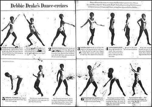 Cosmo 1966 Dancersizes