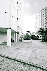 Bright outskirt (96dpi) Tags: berlin architecture concrete plattenbau architektur platte beton wohnhaus viertel reinickendorf sigma1020 mrkischesviertel mrkisches berlinflickrtreffen sigma1020mm456exdchsm 96dpi alevers