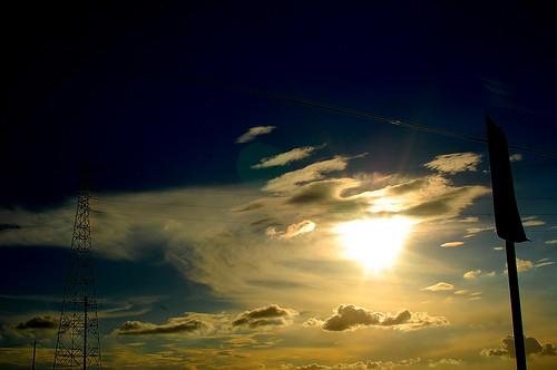 Today sky