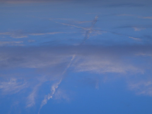 Cross in Clouds over Miami