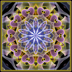 Design 1  ~(K&K#11)~ (Gravityx9) Tags: abstract photoshop chop kk amer smorgasbord 0808 flickrcolour kk11 colourartaward colourartawards coloursplosion kaleidospheres allkindsofbeauty 082208 plumfunny