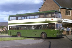 Nottingham Falcon (Renown) Tags: nottingham buses dennis coaches nottinghamshire doubledecker nct nottinghamcitytransport gedling eastlancs northerncounties falconv wrr396y mercedesv6
