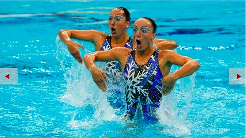 Sync swimming 4