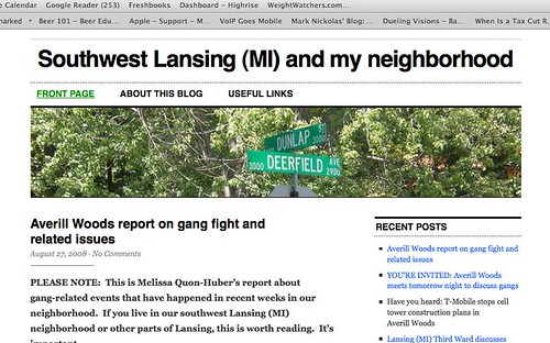 Averillwoods Neighborhood Blog