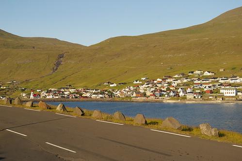 Faroe Islands - Miðvágur