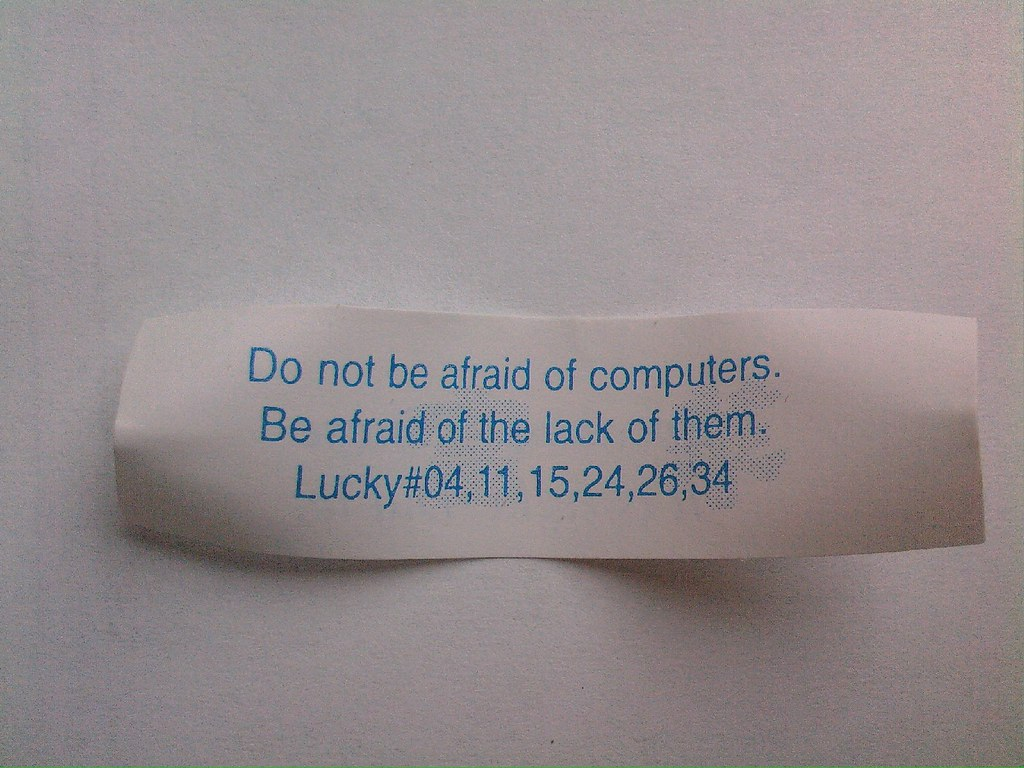 ...in bed!