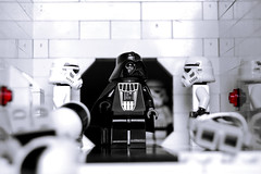LEGO Star Wars Episode I - A New Hope (Rob Young) Tags: starwars lego stormtrooper darthvader episodei anewhope