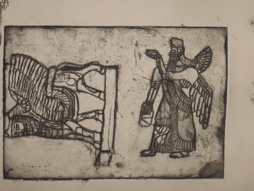 Sumerian/Akkadian figures