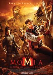 La Momia La tumba del emperador dragón Rob Cohen Brendan Fraser