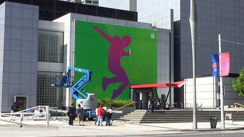 Thumb Apple Let's Rock, el evento ya se está decorando en Yerba Buena