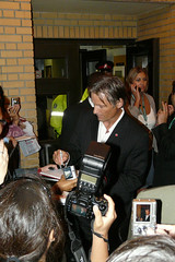 Viggo Mortensen signs some autographs for the fans outback of the Elgin Theater after the TIFF 08 Premiere of Appaloosa (christopherharte) Tags: toronto film festival fan appaloosa chats theater montreal international elgin 2008 tiff canadiens 08 viggo mortensen