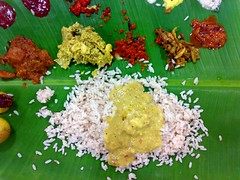 Onasadya - The Grand Onam Feast (M.a.h.S) Tags: india beautiful feast traditional tasty kerala taste dishes tradition capture hinduism onam southindia mahs onasadya n73mobile mahsworld