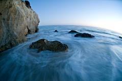 Surrounded, i (debunix) Tags: ocean beach malibu fisheye cmwdblue