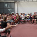 GMF tutor Roland Melia leads conducting workshop, Centro Giovanni