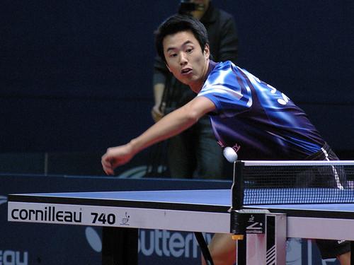 Wang Xi, Joo Se Hyuk. Levallois -   Fulda
