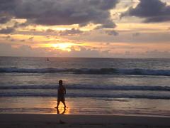 Playing on Patong Beach 2 (crystoforo) Tags: ocean sunset playing beach thailand island seaside kid sony cybershot tsunami digitalcamera phuket sonycybershot andaman patongbeach top36 megapixels top50 topfavorite topphotos