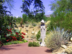 Gardens at Taliesin West (zeesstof) Tags: travel arizona usa architecture desert franklloydwright scottsdale taleisin taleisinwest zeesstof