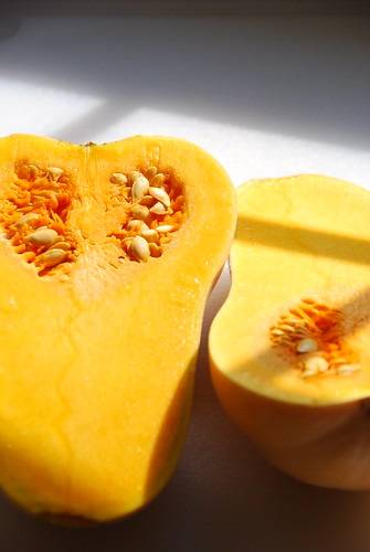 The beauty of butternut.