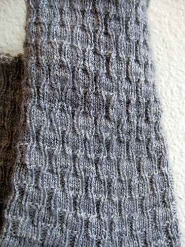 Tesserae Socks- Detail