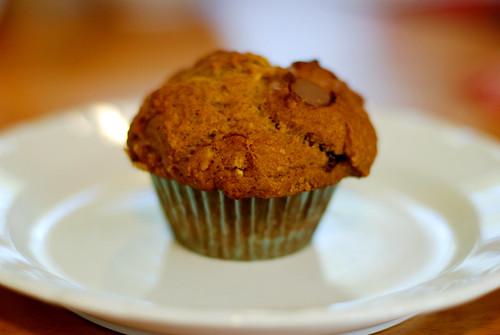 pumpkin muffins baked 007