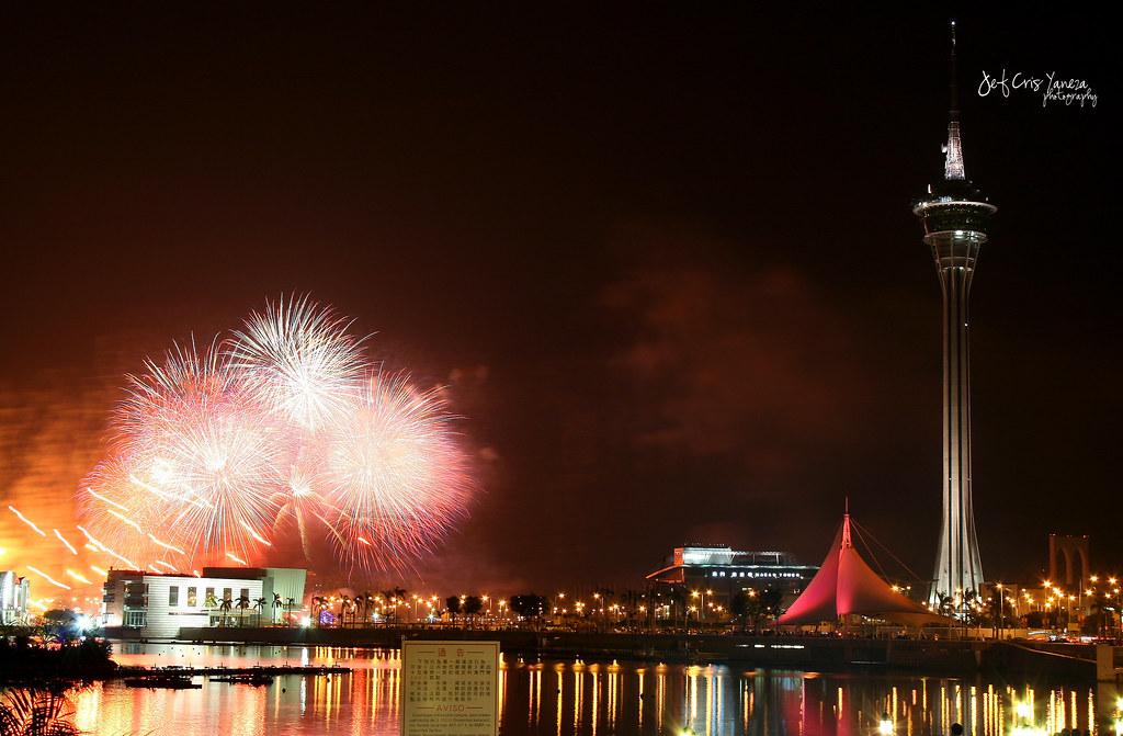 Macau Fireworks 2008 - Day 4 - Philippines