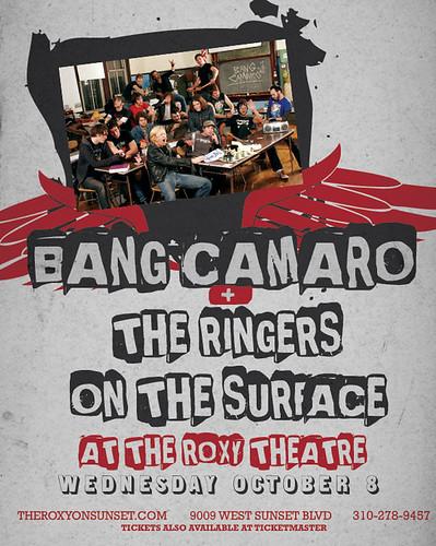 Bang Camaro 10/8
