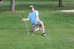 Daev's Golf Shot