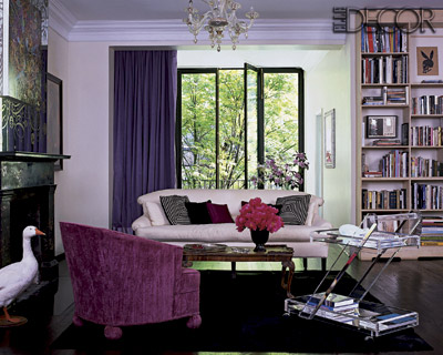 Cynthia Rowley Living Room