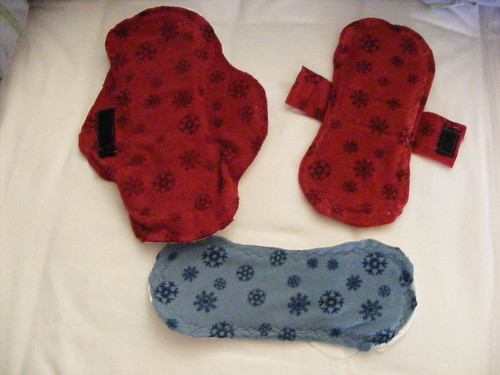 Mama sized Cloth Pads