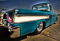 1957 Chevy Cameo Hot Rod