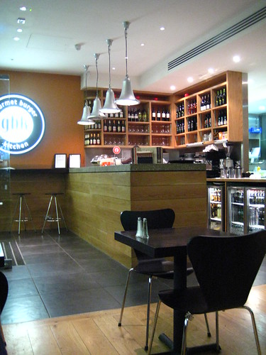Gourmet Burger Kitchen - Brunswick Centre, Russell Sq