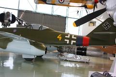 Messerschmitt Me 262A-2a (jayinvienna) Tags: me 262 messerschmitt