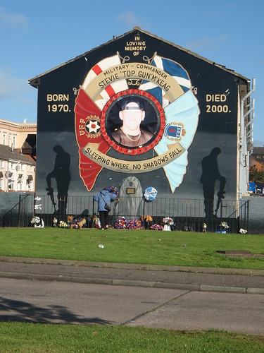 Belfast Black Cab Tour- Protestant Murals (5)