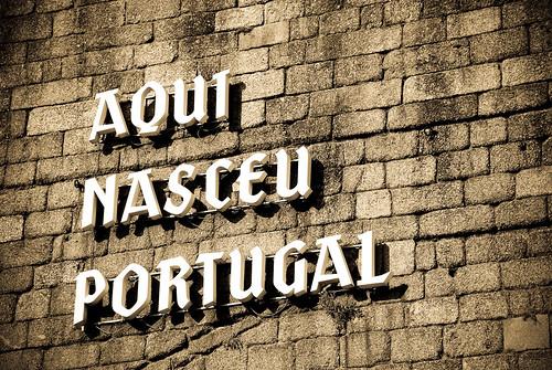 Aqui Nasceu Portugal!