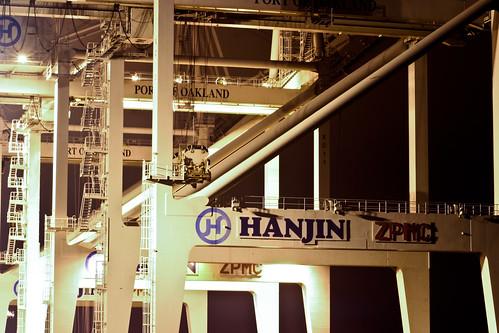 Hanjin ZPMC