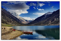 Lake Saiful Muluk   (imranshabbir) Tags: lake canon made valley ul saif naran jhelum malook 400d flickrbestpics