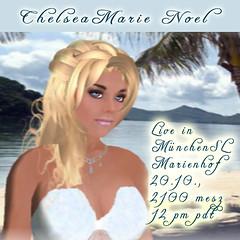 ChelseaMarie Noel live in Concert