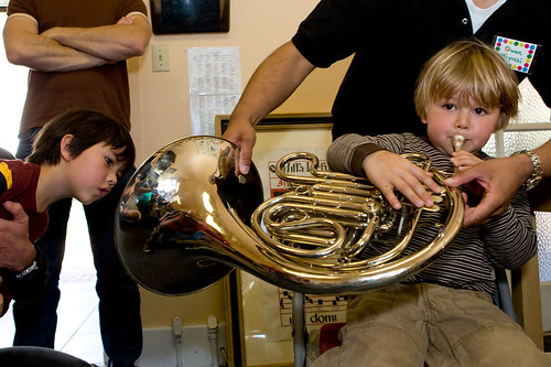 Instrument Petting Zoo