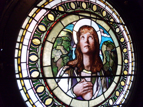 Judson Church stained glass