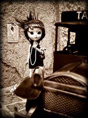 Les Annes Folles (  Pounkie  ) Tags: 1920s pullip 1920 takami picturecontest pullipassa photoconcours lesannesfolles lovnox