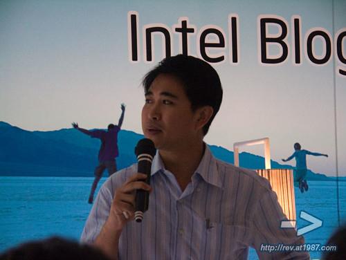 Intel Blogger Day 2008 @ Pachino Siam Square