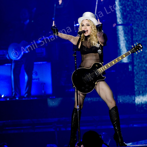 Madonna: October 30, Vancouver - BC Place Stadium