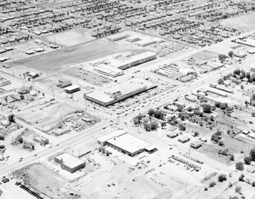 Aerial view of Admiral and Sheridan